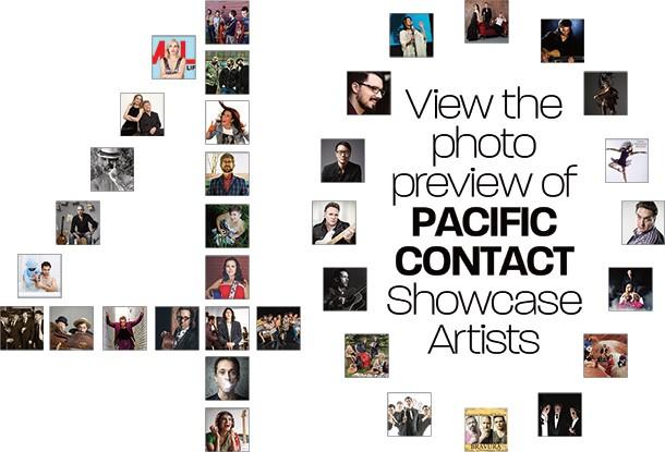 Showcase Artist Photos